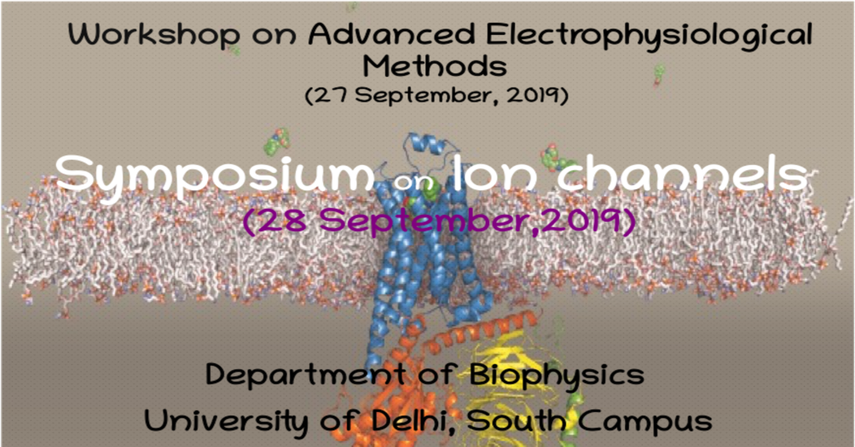 Symposium on Ion Channels
